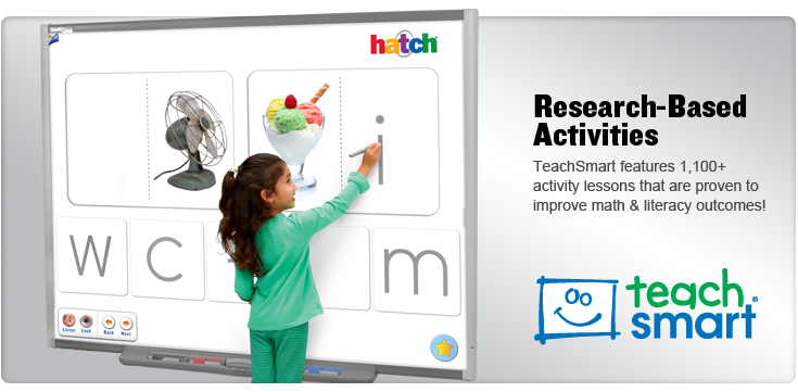 teachsmart interactive whiteboard